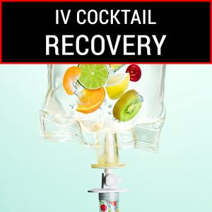 iV Cocktail (Recovery)